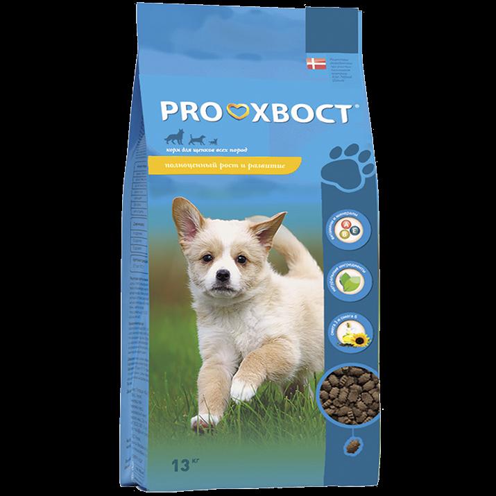 ProXвост для щенков всех пород